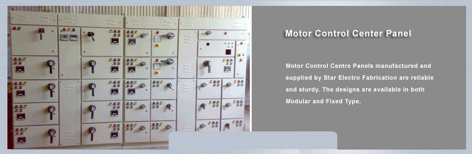 Control Panels Electrical Control Panels Control